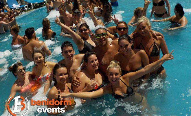 Benidorm Pool Party 02