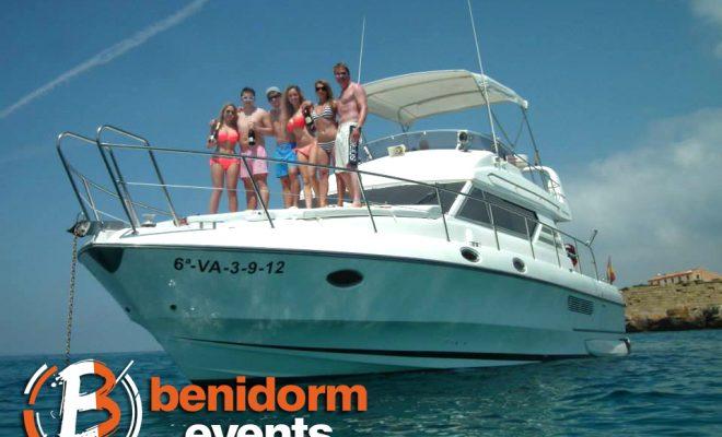 review boat hire benidorm