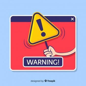 Warning Benidorm