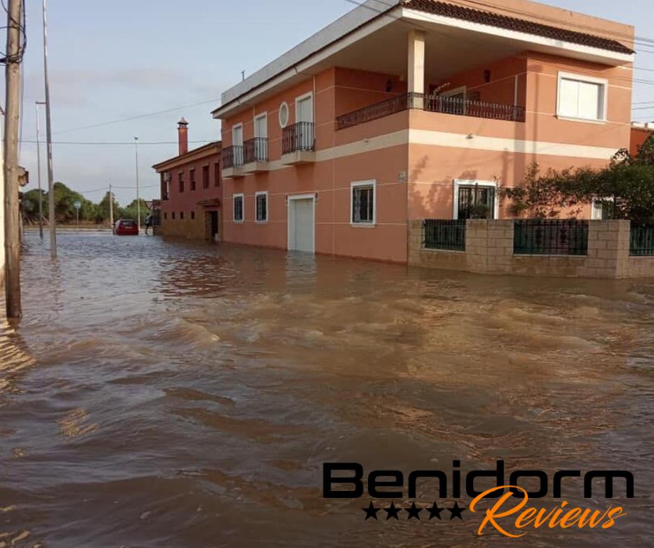 spain floods